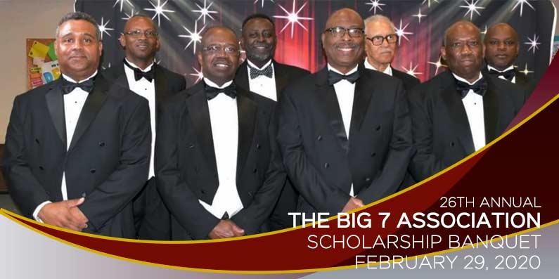 Big7 Association 26th Annual Scholarship Banquet